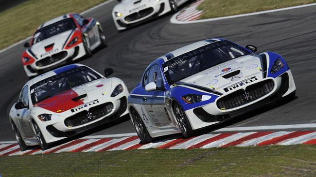 Dopo Brands Hatch la serie fa tappa a Brno