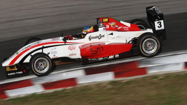 Agostini in evidenza nei test di Varano