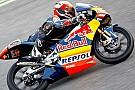 Marquez è il più veloce anche con il bagnato
