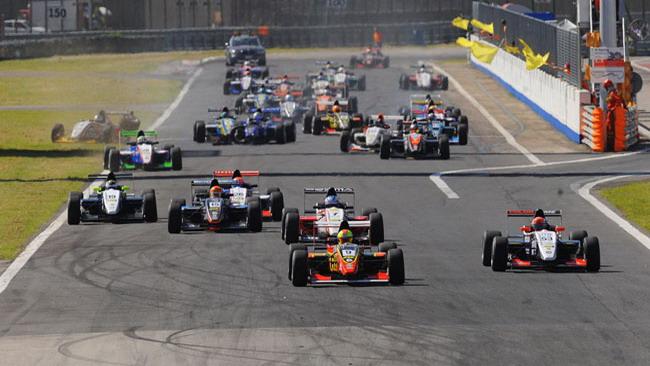 Diciotto vetture per la gara extra campionato di Spa