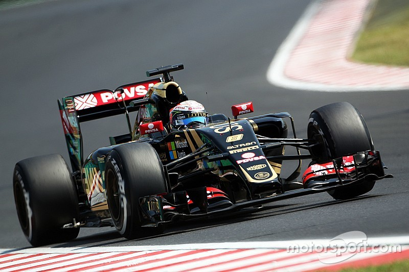 Grosjean diz que progresso da Lotus é prejudicado pela incerteza do futuro da equipe