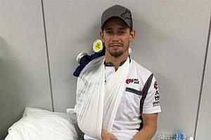 FIM Endurance Ultime notizie 8 Ore di Suzuka: caduta e infortunio per Stoner