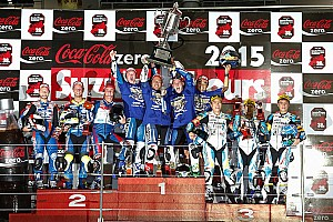 Bike Reporte de la carrera Smith y Espargaró vencen con Yamaha en las 8 Horas de Suzuka