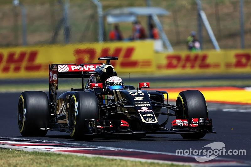 """Lotus - """"Grosjean a fait du grand travail"""""""