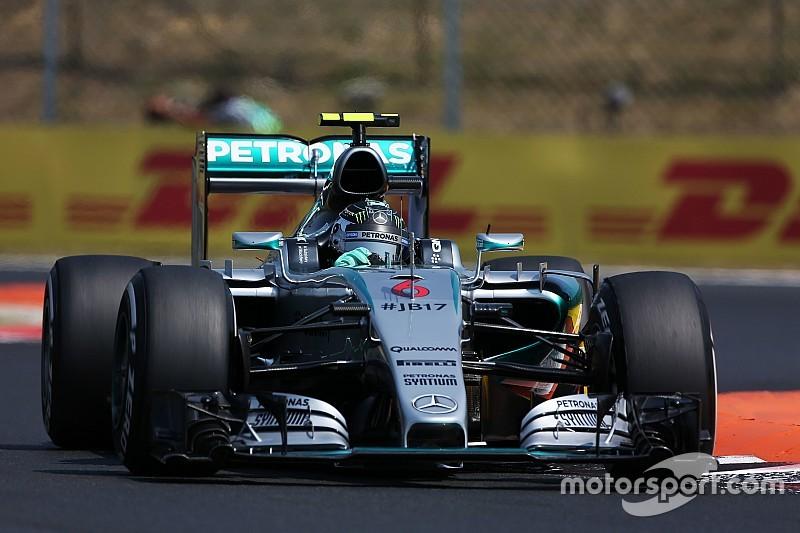 """Rosberg: """"Le cose non girano per il verso giusto"""""""
