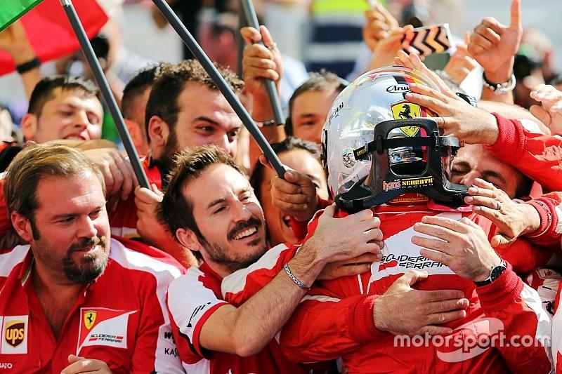 La Ferrari ritrova il bandolo della matassa in Ungheria