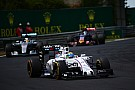 Massa est-il mal installé dans la Williams?