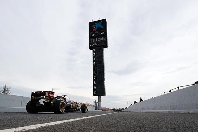 سيارات الفورمولا واحد أسرع في موسم 2015