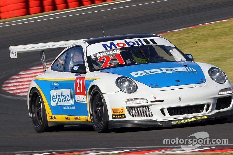 Em Goiânia, Porsche GT3 Challenge vê briga acirrada pela liderança