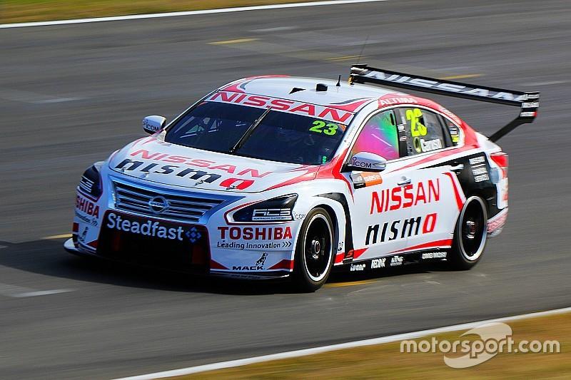 Fiore tops co-driver session