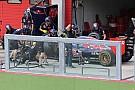 Toro Rosso: prove di partenza di Verstappen a Imola