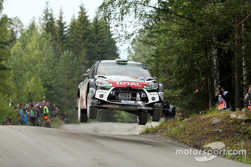 The Finnish Grand Prix is go, go, go!
