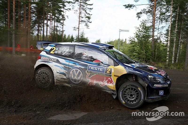 Finlandia, PS14: Latvala pareggia i conti con Ogier