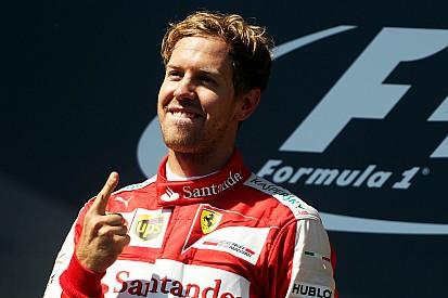 Sebastian Vettel hasn't changed a bit – but perceptions of him have
