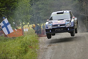 WRC Race report Latvala wins fastest WRC rally ever