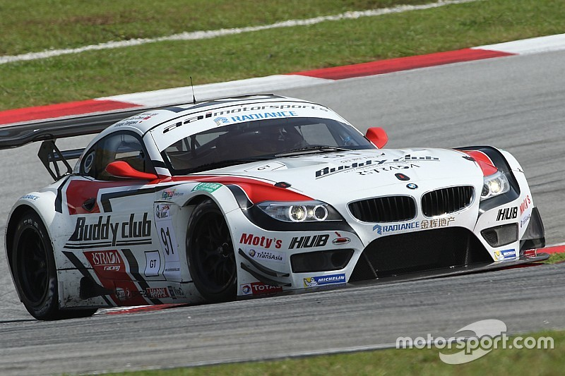 Millroy returns to Asian Le Mans Series for 2015/16 title tilt