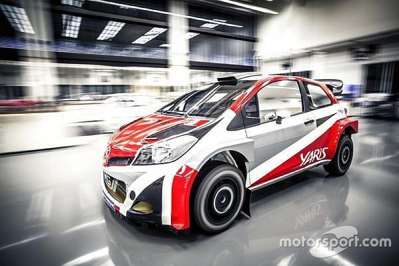 Проект Toyota WRC обоснуется в Финляндии