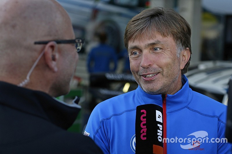 Капито: Было бы неплохо получить этап WRC в России