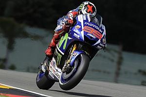 MotoGP Résumé d'essais libres Jorge Lorenzo met déjà la gomme