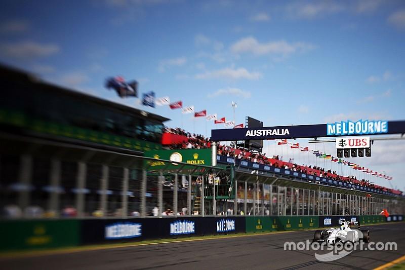 Gran Premio de Australia tiene nuevo jefe
