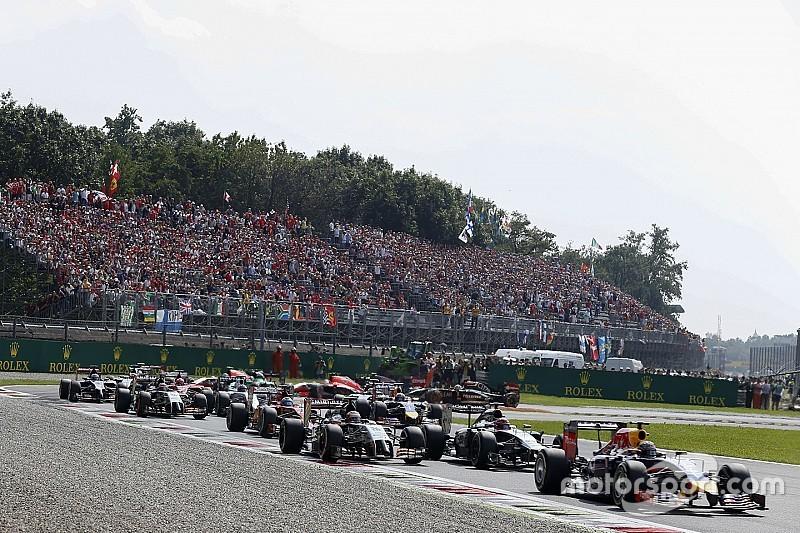 D'anciens pilotes italiens saluent les efforts visant à sauver Monza