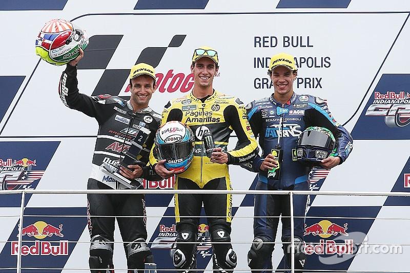 Course - Première victoire pour Alex Rins