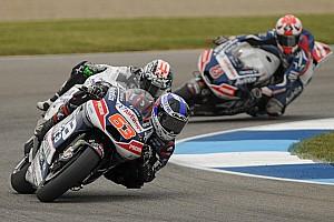 MotoGP Résumé de course Open - Mike di Meglio passe à 5 tours de la victoire