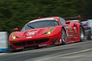 IMSA Race report Ferrari scores podium at Road America