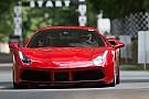 Primi passi ad Adria per la Ferrari 488 GTE