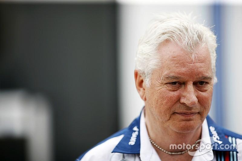 Diretor técnico da Williams se orgulha de críticas feitas ao time