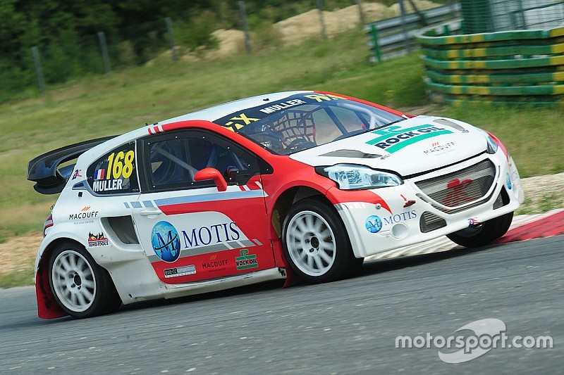 "Interview - Muller - ""Pas un hasard si je m'intéresse au rallycross"""
