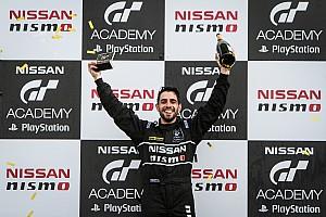 GT Breaking news Australian wins dream GT Academy prize