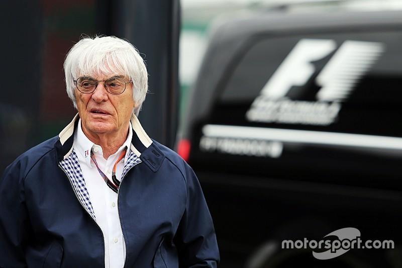 Экклстоун призвал Renault организовать заводскую команду
