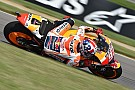 Brno MotoGP: Marquez beats Lorenzo, then crashes