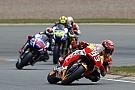 Brno, Libere 2: Marquez scivola ma chiude primo