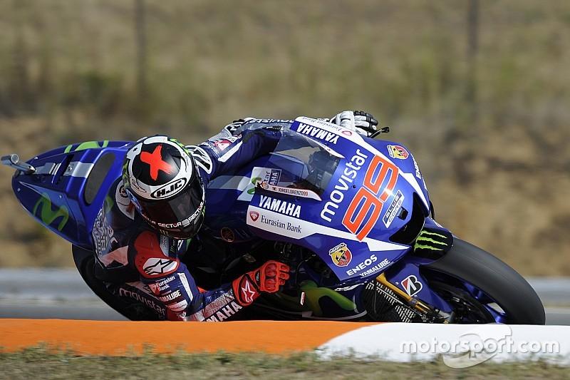 Une bonne dose de vitesse et une pointe de prudence pour Lorenzo