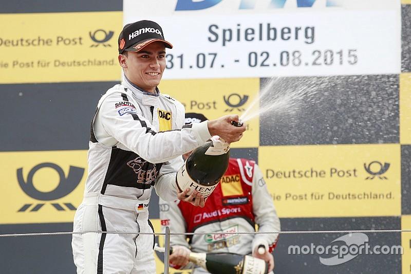 Вольф: Мы хотим видеть Верляйна в Формуле 1 в следующем сезоне
