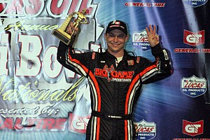 Sprint Breaking news Kevin Swindell suffered injuries to back, spinal cord in crash