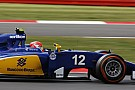Sauber F1 team facing