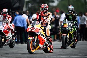 MotoGP Actualités Etre en difficulté? Une nouvelle expérience pour Marc Márquez