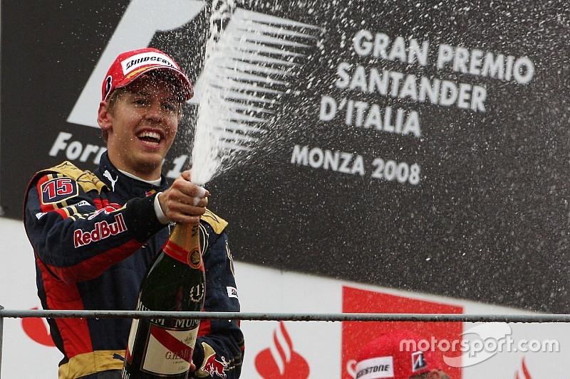 Sebastian Vettel faz sua 150ª corrida em Spa; veja as cinco melhores