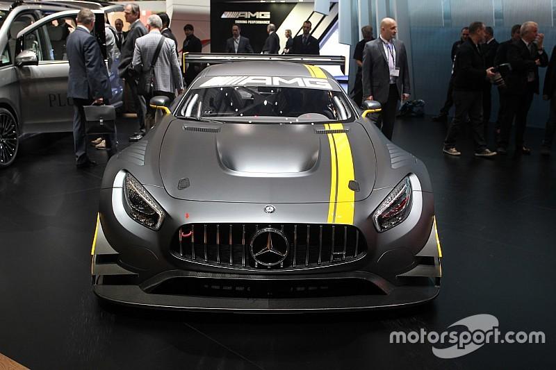 Mercedes vers le GT Daytona?