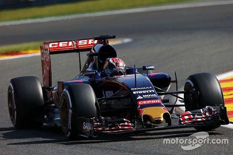 Toro Rosso trocará motor e Verstappen perde dez posições no grid
