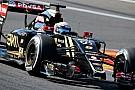 Grosjean ravi de sa quatrième place