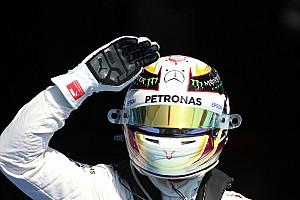 Fórmula 1 Noticias Hamilton dice que tuvo un balance perfecto