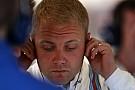 La course de Bottas plombée par la bourde de Williams
