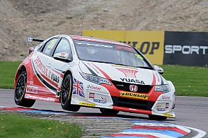 BTCC Race report Knockhill BTCC: Neal grabs final win from Morgan