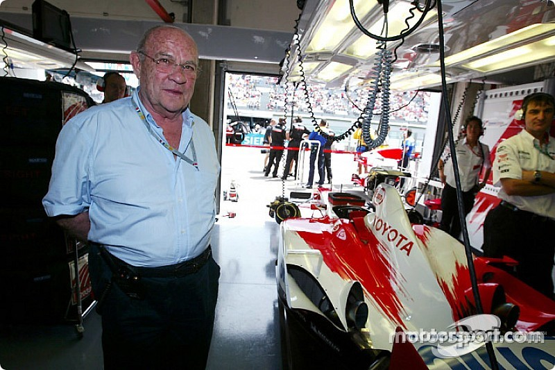 Guy Ligier fallece a los 85