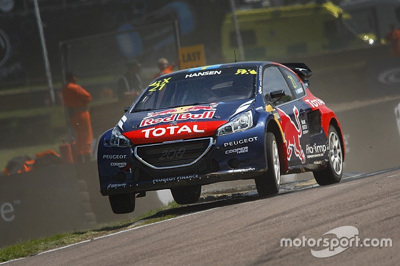 Double victory for team Peugeot-Hansen as Timmy Triumphs