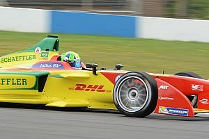 Formula E Testing report ABT, e-DAMS lead the way in Formula E testing